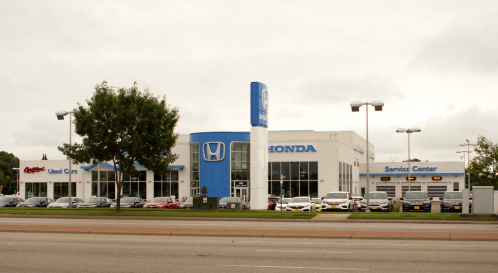 Luther Brookdale Honda Toyota