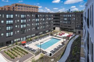 The Yards Kansas City Missouri Residential Living Complex