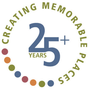 25+ Years Creating Memorable Places