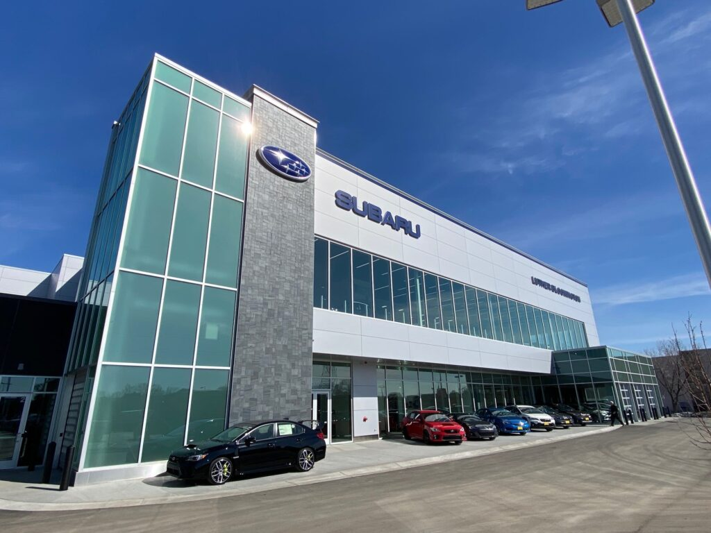 Luther Bloomington Subaru Minneapolis Minnesota