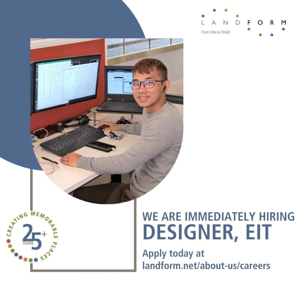 Hiring Designer Civil Engineer Minneapolis Minnesota