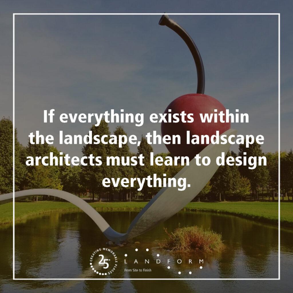 Landscape Architect Architecture Landform Minneapolis Minnesota