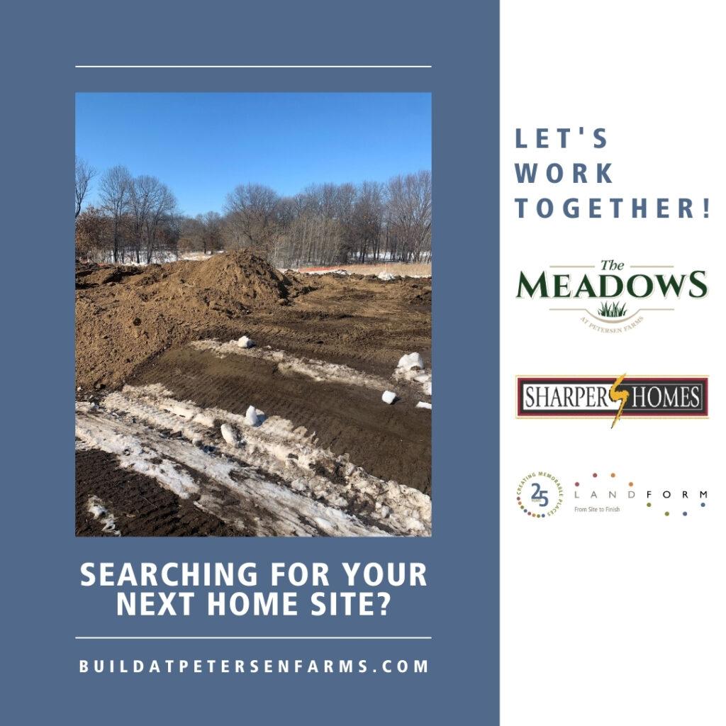 The Meadows Sharper Homes Landform Andover Minnesota