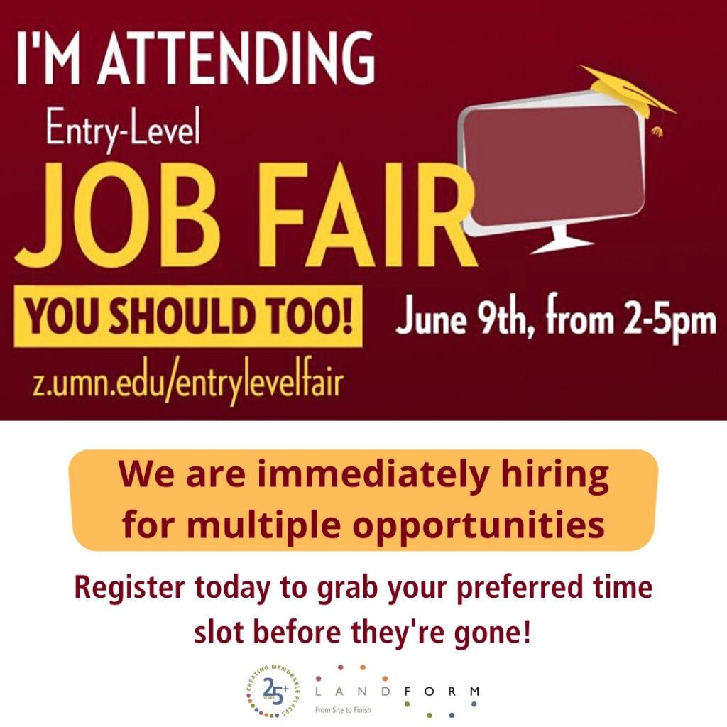 Job Fair Hiring Civil Engineer Landform Minnesota Minneapolis.jpg