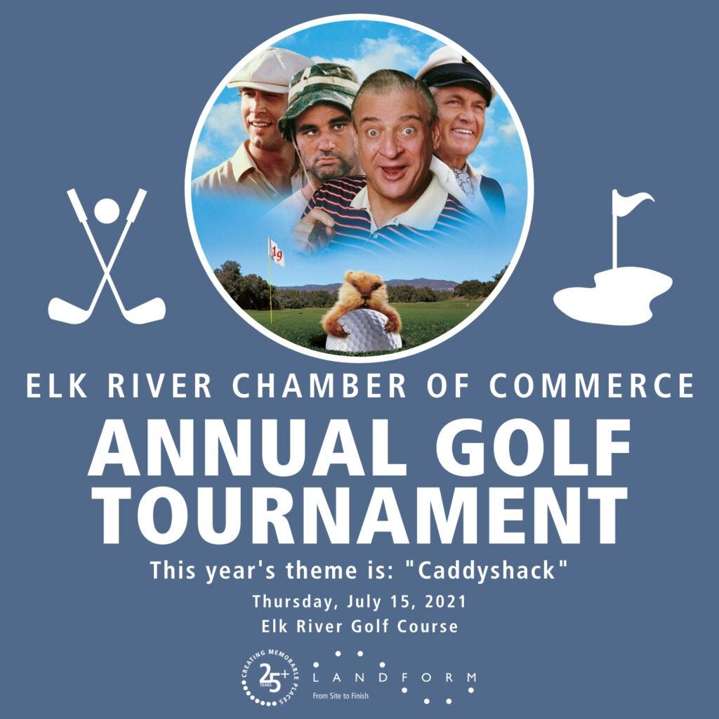 Elk River Golf Tournament Caddyshack Landform Minneapolis Minnesota Civil Engineer Land Surveyor Landscape Architect Urban Planner Drone Operator