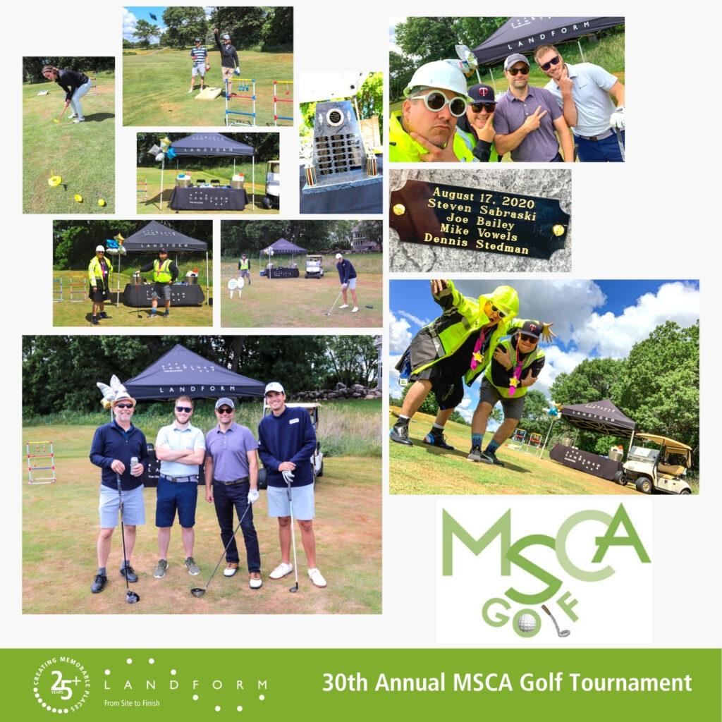 MSCA Golf Tournament Minneapolis Minnesota Majestic Oaks Golf Club