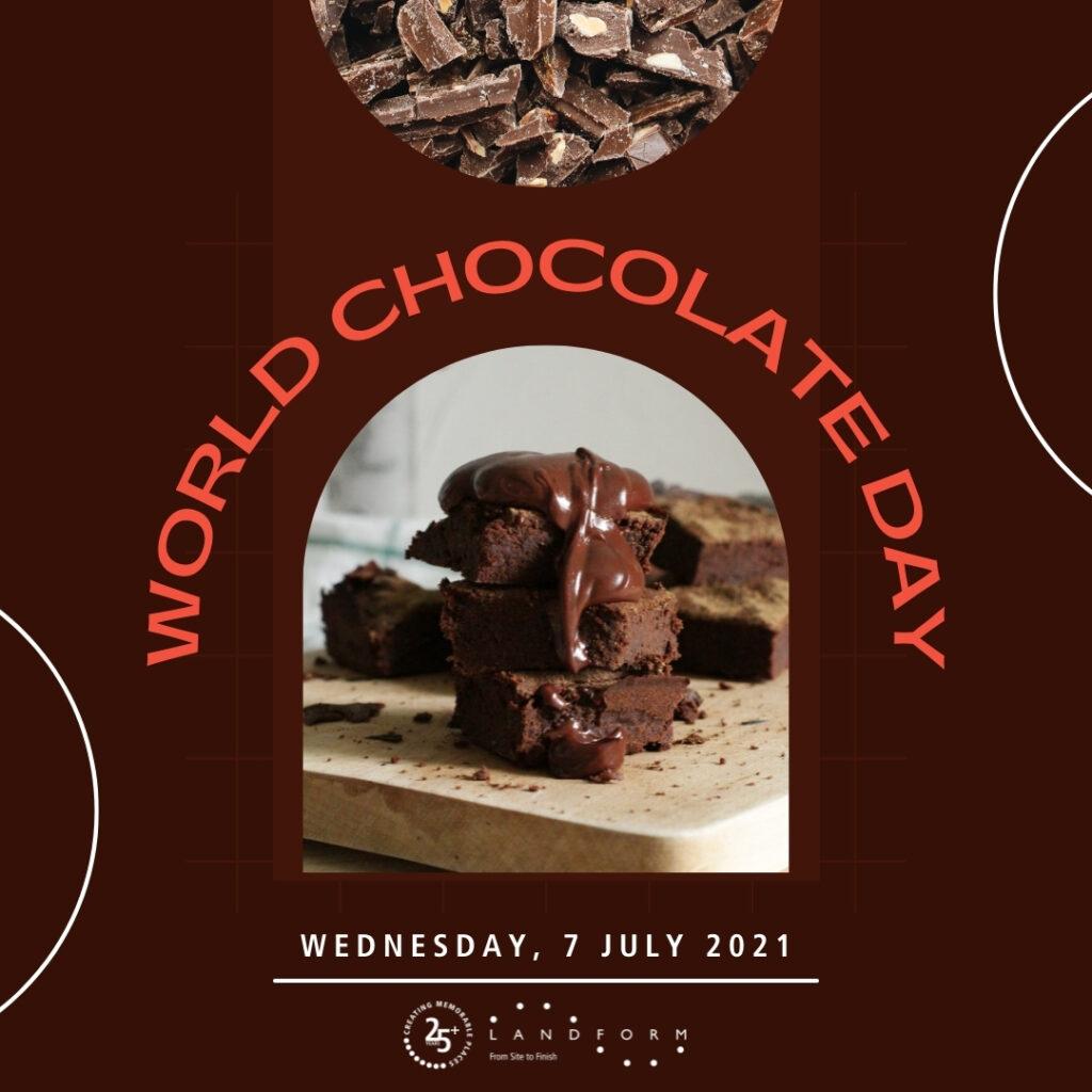 World Chocolate Day Landform Minneapolis Minnesota