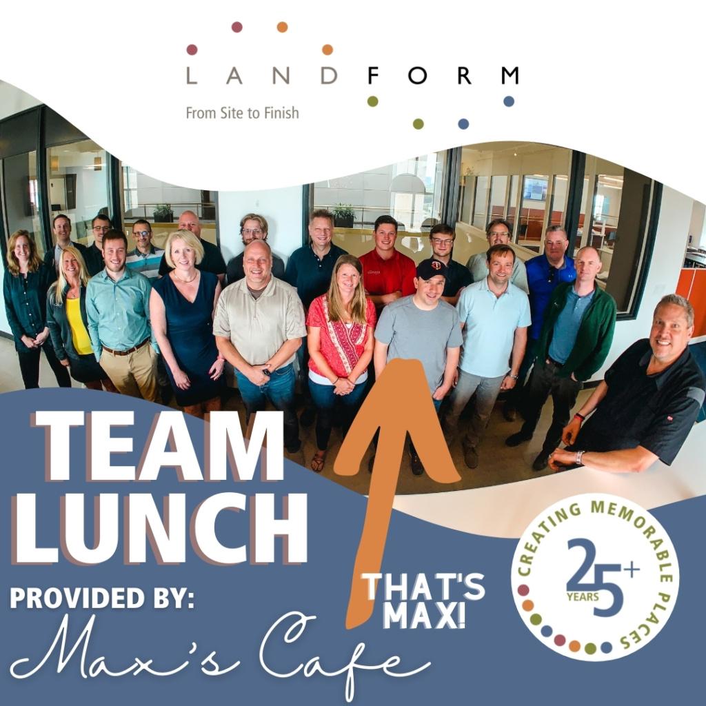 Max Cafe Minneapolis Minneapolis Minnesota Landform Hiring Civil Engineer